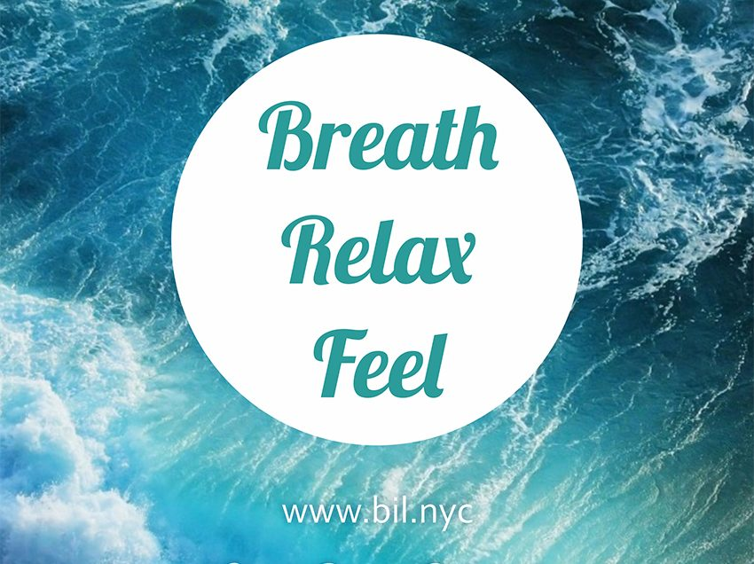 One minute Slow Down Retreat