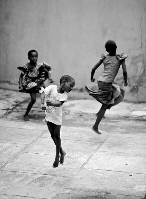 I do not pray, I DANCE.