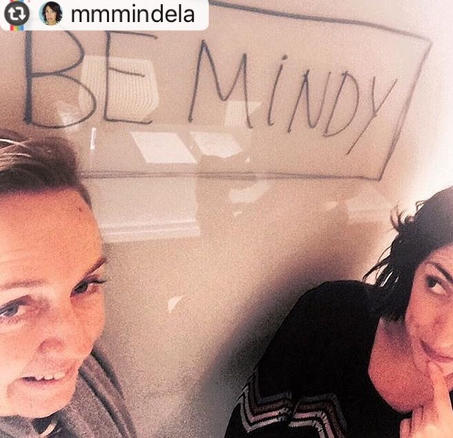 BE MINDY
