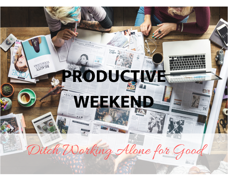 Ditch Working Alone for Good