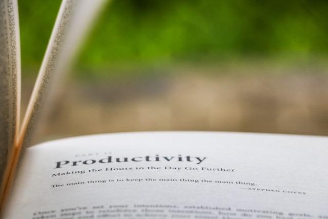 Human Design and Productivity.